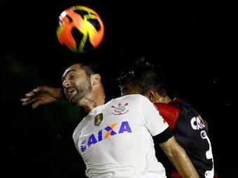 Vitória quer que o Corinthians empreste o meia até o final do ano - Foto: Eduardo Martins   Ag. A TARDE