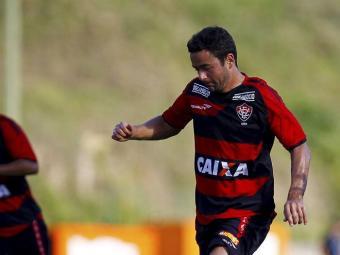 Juan terá o papel de organizar o meio-campo do time rubro-negro - Foto: Eduardo Martins   Ag. A TARDE