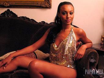 Fotos da atriz foram divulgadas em site - Foto: Reprodução