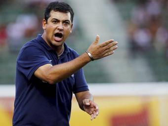 Técnico lamentou o resultado da partida - Foto: Eduardo Martins | Ag. A TARDE