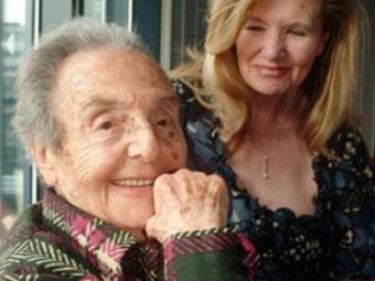 Alice Herz-Sommer passou 2 anos em um campo de concentração - Foto: Polly Handcock   AP Photo