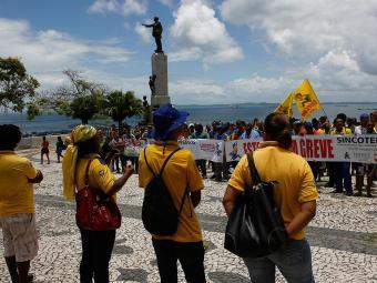 A estatal informou que o plano de saúde, CorreiosSaúde, não será privatizado - Foto: Maro Aurélio Martins | Ag. A TARDE