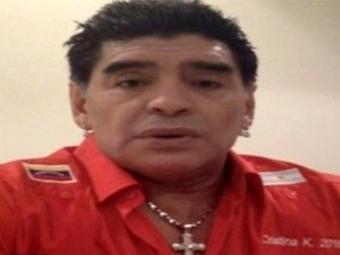 Ex-jogador aceitou convite da emissora Telesur e participará de programa direto do Rio - Foto: Reprodução l YouTube