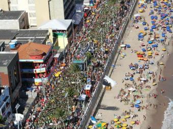 Capital baiana lidera ranking de destinos para o Carnaval - Foto: Manu Dias | GOVBA
