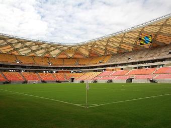 Estádio tem capacidade para 44 mil espectadores - Foto: Divulgação l Ministério do Esporte