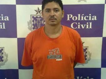 Líder da quadrilha Marcelo Nascimento, o
