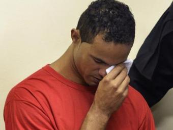 O ex-goleiro do Flamengo, Bruno Fernandes, foi condenado a 22 anos e três meses de prisão - Foto: Pedro Vilela | Agência Reuters