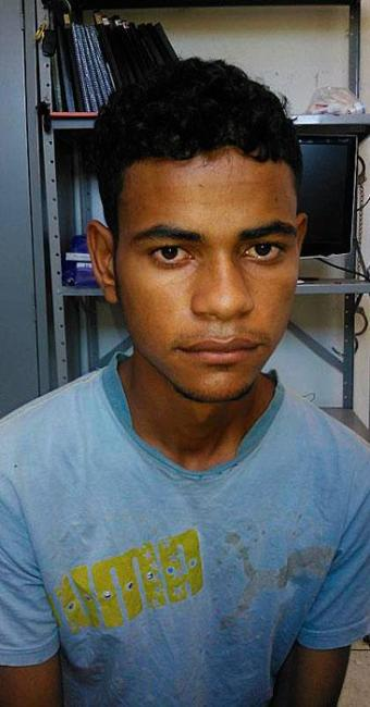 Cristiano fingiu o próprio sequestro - Foto: Ascom   Polícia Civil