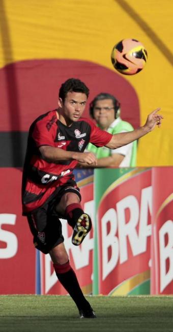 Lateral esquerdo Juan é o atual artilheiro da equipe com três gols na Copa do Nordeste - Foto: Eduardo Martins | Ag. A TARDE