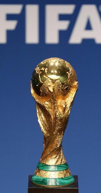 Taça ficará em exibição para o torcedor baiano durante dois dias - Foto: Thomas Hodel | Ag. Reuters