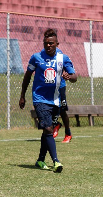 Jovem lateral Pará terá chance como titular nesta quarta-feira na Arena Fonte Nova - Foto: Edilson Lima | Ag. A TARDE