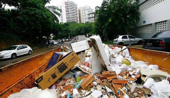 Para a prefeitura, perdas com a isenção concedida não prejudicará o serviço de coleta - Foto: Margarida Neide   Ag. A TARDE