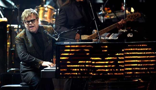 Elton John vai se apresentar pela primeira vez em Salvador - Foto: Agêncai EFE