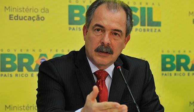 Aloizio Mercadante recebeu da ex-ministra Gleisi Hoffmann a chefia da pasta - Foto: Valter Campanato l Agência Brasil