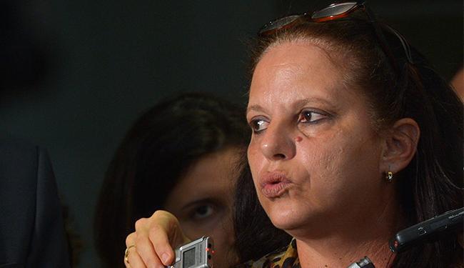 Ramona disse que deixou programa após saber que salário pago é maior do que o que ela recebe - Foto: Wilson Dias l Agencia Brasil l Reuters