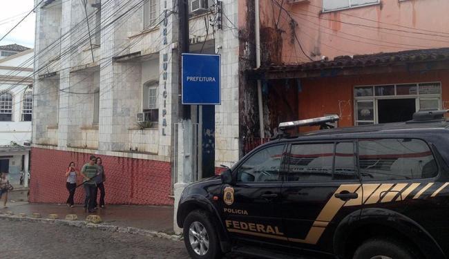 Policiais federais cumprem oito mandados de busca e apreensão - Foto: Divulgação | PF