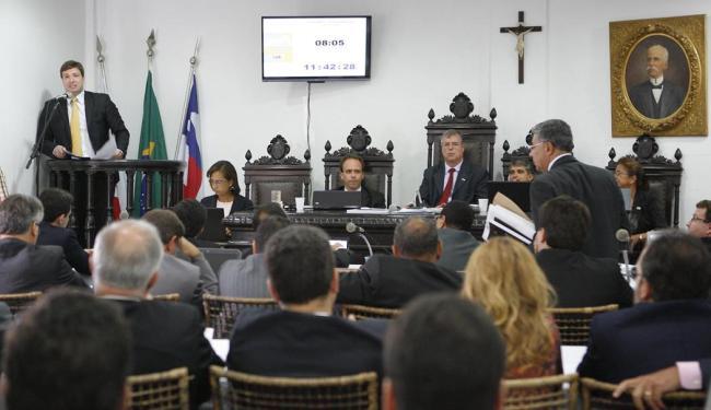 Conselho da OAB decidiu ajuizar ação de inconstitucionalidade contra IPTU - Foto: Marco Aurélio Martins | Ag. A TARDE