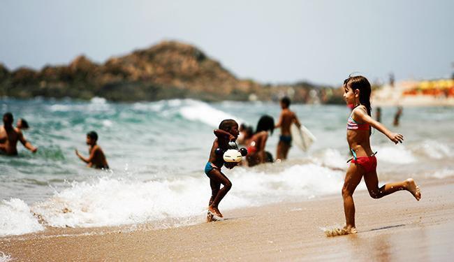 Ao todo, 34 praias foram avaliadas pelo Inema - Foto: Raul Spinassé / Ag. ATARDE