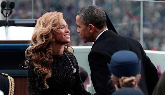 Fotógrafo não conseguiu um flagra do suposto romance entre a cantora e o presidente dos Estados Unid - Foto: Agência Reuters