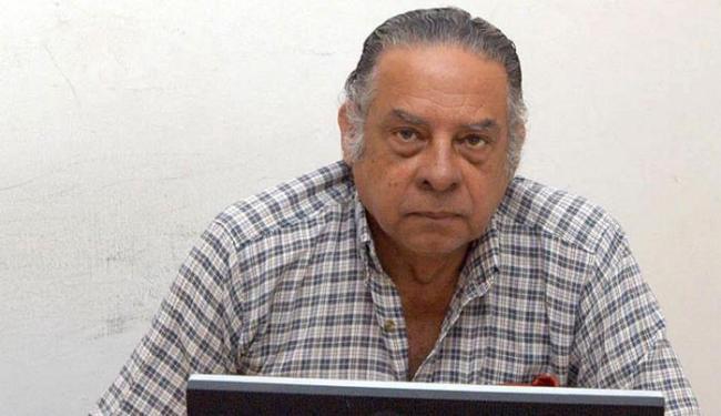 Catela trabalhou nos mais importantes jornais e sucursais da Bahia - Foto: Carlos Catela   Arquivo pessoal