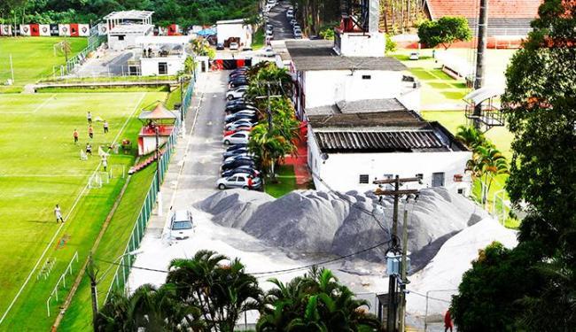 Reforma no Barradão vai custar R$ 1,3 milhão - Foto: Eduardo Martins   Ag. A Tarde