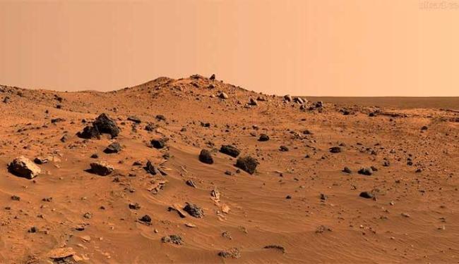 Latino-americanos do Brasil ao México se inscreveram para colonizar Marte - Foto: Divulgação