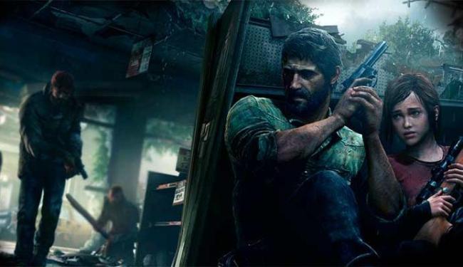 The Last of Us mostra uma dupla de sobreviventes em um mundo infestado de zumbis - Foto: Divulgação