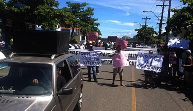Manifestações acontecem em Ilhéus e Buerarema - Foto: Blog Pimenta