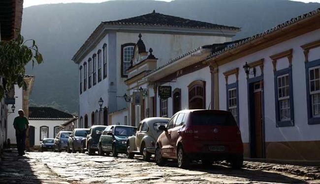 Tiradentes, em Minas Gerais, é um dos locais onde há eventos gastronômicos - Foto: Bernardo de Menezes | Ag. A TARDE