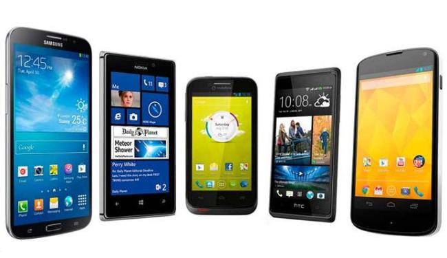 Smartphones estão vendendo mais que os celulares simples - Foto: Divulgação