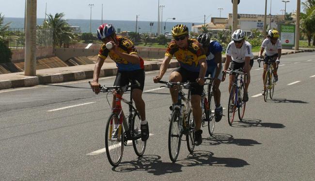 Expectativa é que número de ciclistas supere os 600 participantes de 2013 - Foto: Eloi Correia | Ag. A TARDE