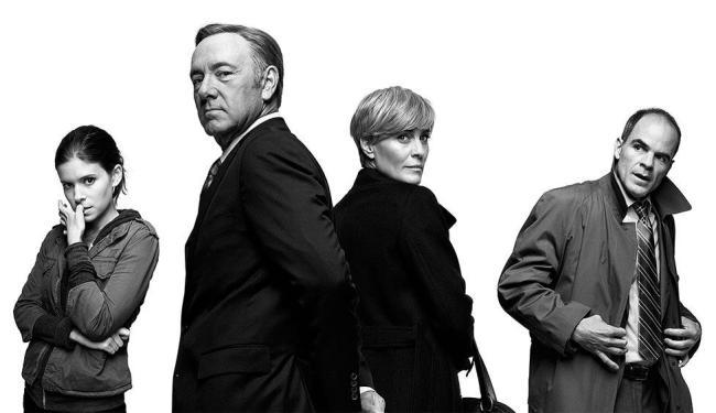 Série rendeu a Kevin Spacey indicações ao Globo de Ouro e Emmy de melhor ator - Foto: Divulgação