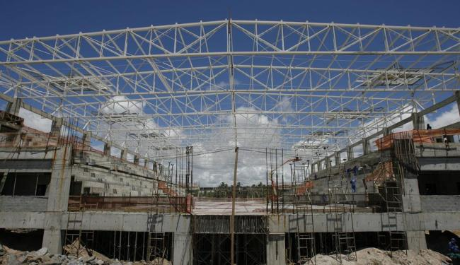 Novo centro ocupará uma área de 20 mil metros quadrados - Foto: Marco Aurélio Martins | Ag. A TARDE