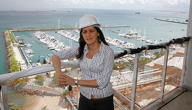 Cloc Marina Residence: vista para a Baía de Todos-os-Santos - Foto: Eduardo Martins   Ag. A TARDE