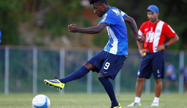 Rhayner é o artilheiro do Bahia na temporada, com três gols em sete partidas - Foto: Eduardo Martins   Ag. A TARDE
