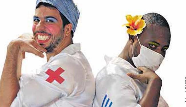 Médicas de várias nacionalidades irão desfilar na Barra - Foto: Foto Marco Aurélio Martins e Tratamento Marcos Ferraz / Ag. A TARDE