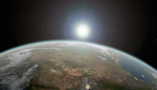 Apenas 74% dos participantes sabiam que a Terra gira em torno do so - Foto: Divulgação