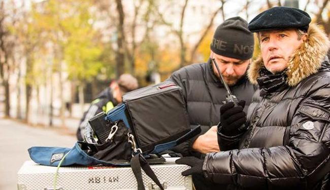 Diretor foi para a Áustria gravar a novela Amor à Vida - Foto: João Miguel   TV Globo