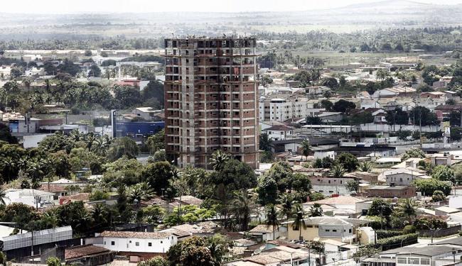 Em Feira de Santana também houve reajuste do valor venal dos imóveis - Foto: Luiz Tito | Arquivo | Ag. A TARDE