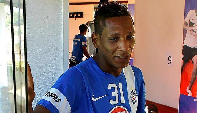 Marcão chega ao tricolor para resolver o problema no ataque - Foto: Eduardo Martins   Ag. A TARDE