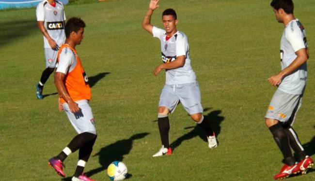 Vitória terá equipe mista no duelo fora de casa contra o Juazeirense - Foto: Esporte Clube Vitória | Divulgação