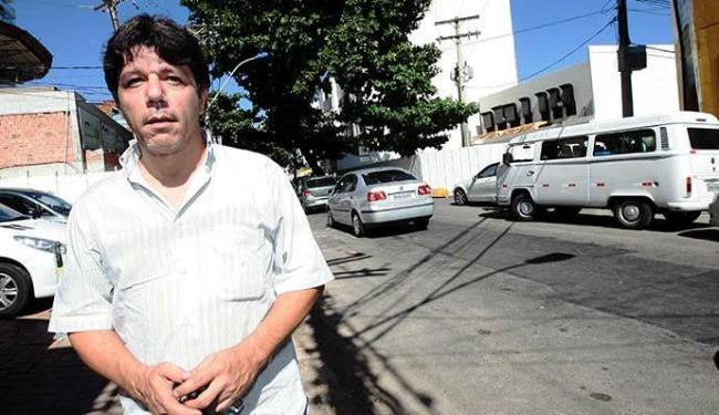 Bernardino preferia apresentar conta e passar - Foto: Mila Cordeiro   Ag. A TARDE