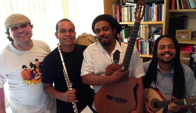 A Beatles Brazuca vai apresentar versões das músicas dos Beatles como marchinhas de Carmaval - Foto: Vica Hamad | Divulgação