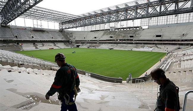 Valcke confirma que Curitiba será mesmo uma das 12 sedes da competição - Foto: Rodolfo Buhrer l Reuters