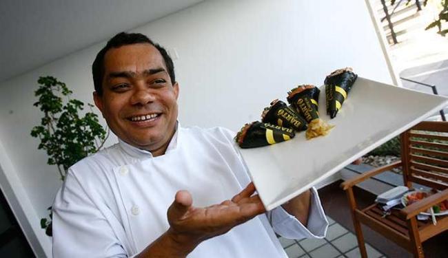 O chef Bartô vai marcar presença em cinco camarotes - Foto: Fernando Amorim | Ag. A TARDE | 11.02.2009