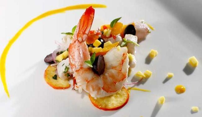 O Al Mare está com novos pratos no cardápio preparado pelo chef Fabrício Lemos - Foto: Fernando Vivas | Ag. A TARDE