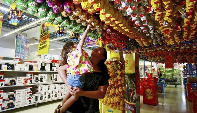 A Lacta detém 42% das vendas na região Nordeste - Foto: Fernando Vivas | Arquivo | Ag. A TARDE