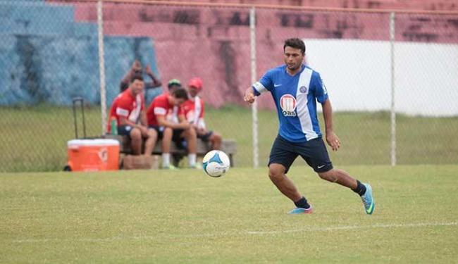 Maxi tem sido criticado pelos torcedores do Vitória nas redes sociais - Foto: Edilson Lima | Ag. A TARDE