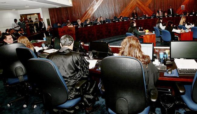 Pleno do TJ-BA, instância máxima da corte, julgará ações contra reajuste do tributo municipal - Foto: Mila Cordeiro   Arquivo   Ag. A TARDE