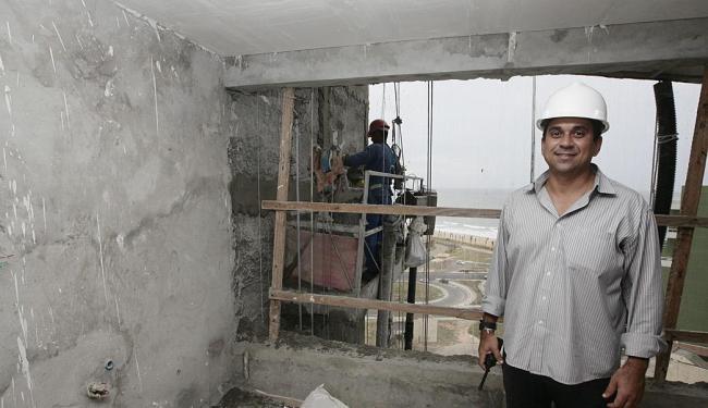 Construtoras usam materiais preventivos contra o salitre - Foto: Mila Cordeiro | Ag. A TARDE